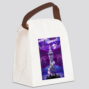Tower Canvas Lunch Bag