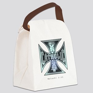 Every Coast Catholic Canvas Lunch Bag