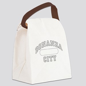 Bonanza City Kid Nation Canvas Lunch Bag