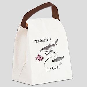 Predators Canvas Lunch Bag