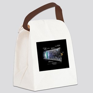 Big Bang Canvas Lunch Bag