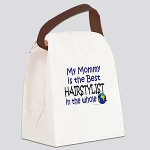 Best Hairstylist In The World (Mommy) Kids Light T