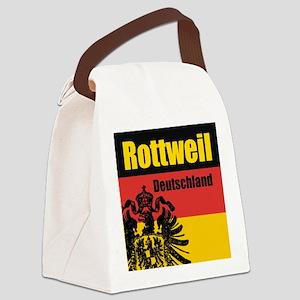 Rottweil Deutschland Canvas Lunch Bag