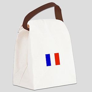 St. Barths Flag Canvas Lunch Bag