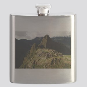 Machu Picchu - Christmas Eve 2008 Flask