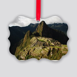 Machu Picchu - Christmas Eve 2008 Picture Orna
