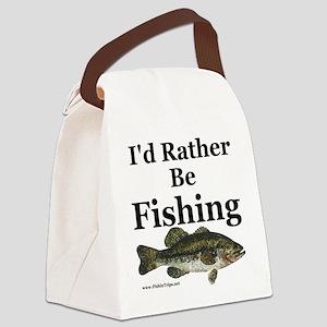 "Kids' ""Rather Be Fishing"" Bass Jersey"