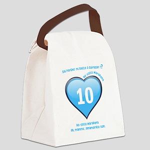 Ho visto Maradona Canvas Lunch Bag