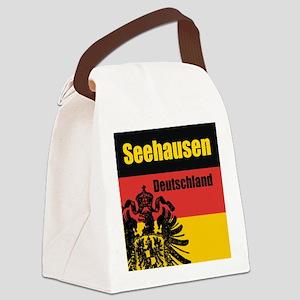 Seehausen Deutschland Canvas Lunch Bag