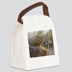 Caracal Canvas Lunch Bag