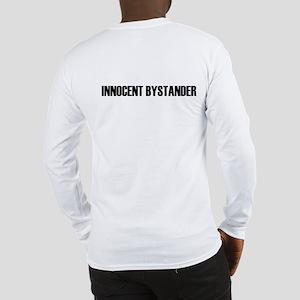"Harm City ""Innocent Bystander"" Long Sleeve T-Shirt"