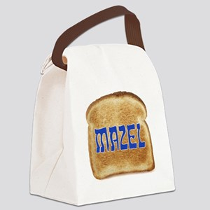 Mazel Toast Canvas Lunch Bag