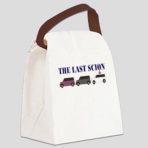 Last Scion 3 Canvas Lunch Bag