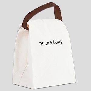 tenure baby Canvas Lunch Bag