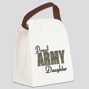 ACU Army Daughter Canvas Lunch Bag