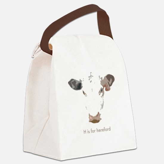 Funny Peace frog Canvas Lunch Bag