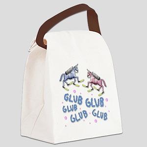 GLUB GLUB Canvas Lunch Bag