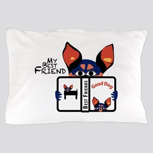 Best Friend Pillow Case