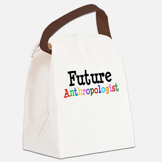 Anthropologist Canvas Lunch Bag
