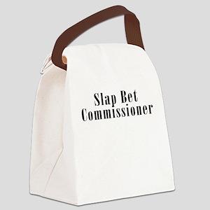 Slap Bet Commissioner Canvas Lunch Bag