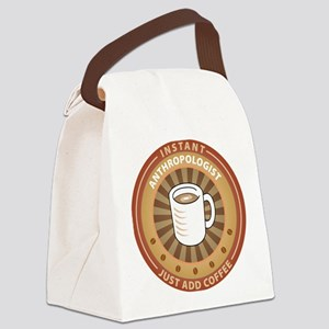Instant Anthropologist Canvas Lunch Bag