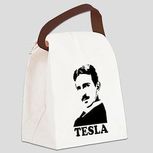 Tesla Canvas Lunch Bag