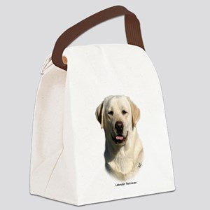 Labrador Retriever 9Y383D-267 Canvas Lunch Bag