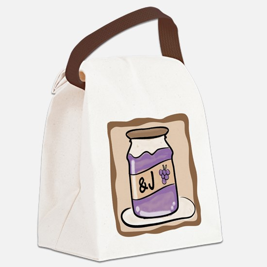 Jelly Canvas Lunch Bag