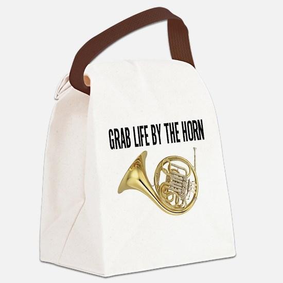 Grab Canvas Lunch Bag