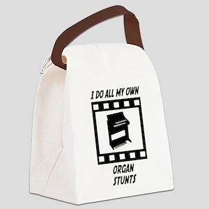 Organ Stunts Canvas Lunch Bag
