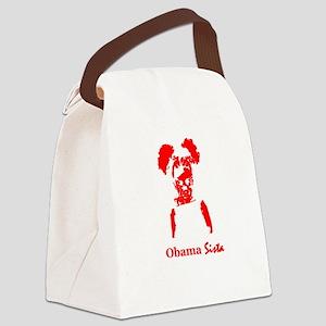 Obama Sista Kids Shirt (Red)