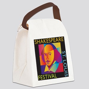 Shakespeare Festival STL Canvas Lunch Bag