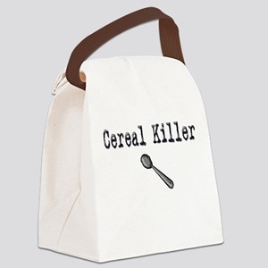Buy Cereal Killer Funny shirt Canvas Lunch Bag