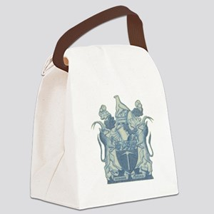 Rhodesian Coat of Arms Canvas Lunch Bag