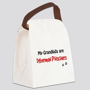 Dobie Grandkids Canvas Lunch Bag