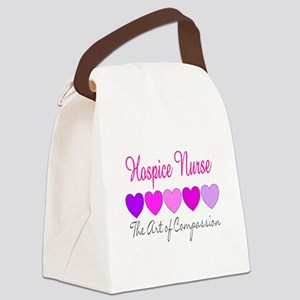 HOSPICE Canvas Lunch Bag
