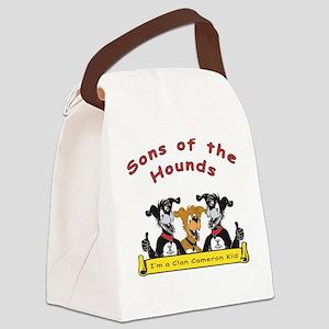 Clan Cameron Canvas Lunch Bag