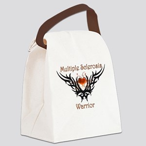 MS Warrior Canvas Lunch Bag