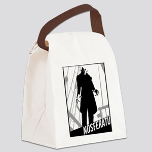 Nosferatu: Count Orlok Canvas Lunch Bag