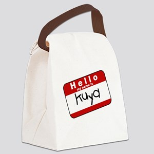 Kuya Canvas Lunch Bag