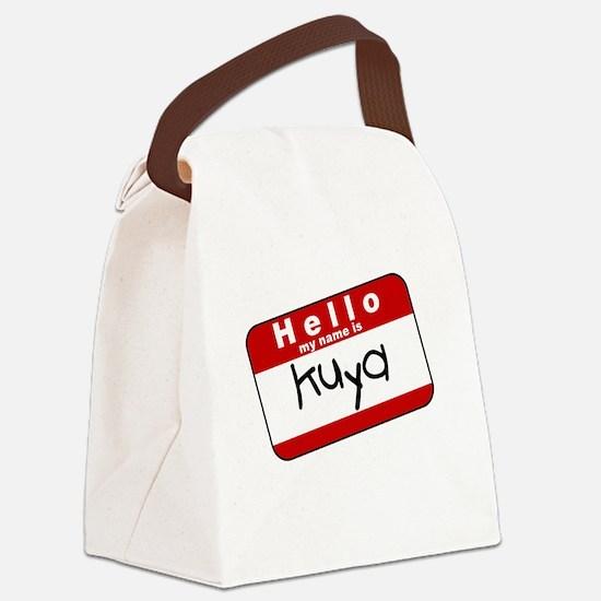 Kuya Canvas Lunch Bag