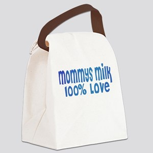 Mommys Milk Canvas Lunch Bag