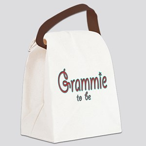 Grammie to be Canvas Lunch Bag