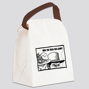 Sergio Leone Canvas Lunch Bag