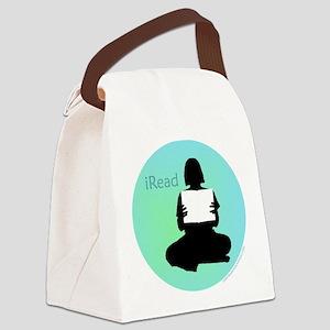 iRead Canvas Lunch Bag