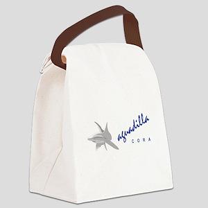 Aguadilla Canvas Lunch Bag