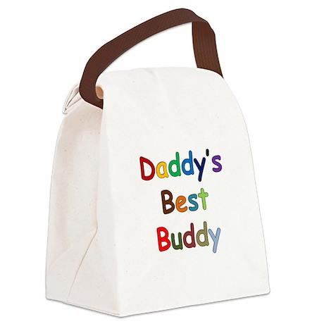 Best Buddy Canvas Lunch Bag