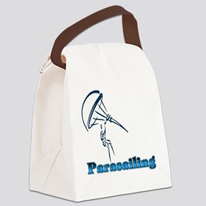 Parasailing Canvas Lunch Bag
