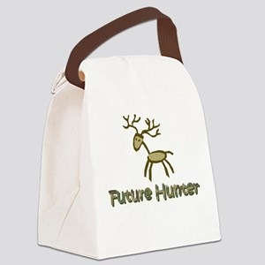 Future Hunter Canvas Lunch Bag