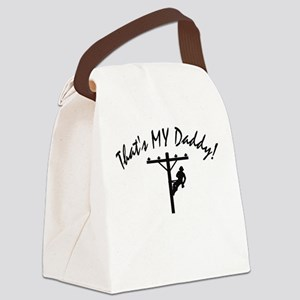 That's My Daddy! Canvas Lunch Bag
